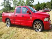 2005 dodge 2005 DODGE RAM SRT 10 VIPER DOUBLE CAB 550 BHP VIP